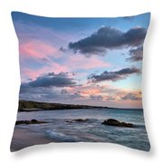 Sky's Palette Throw Pillow