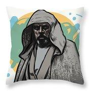 Skywalker Returns Throw Pillow