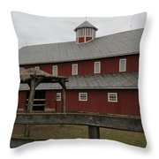 Slate Run Farm 2 Throw Pillow