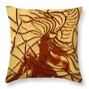 Sleeper - Tile Throw Pillow