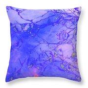 Beauty Of Lucid Sleep Throw Pillow