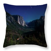 Sleeping Brothers Throw Pillow