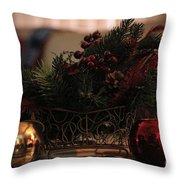 Sleigh Throw Pillow