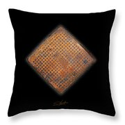 Slide Out Throw Pillow
