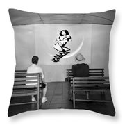 Slide Show Throw Pillow