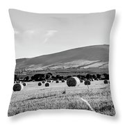 Slievenamon Throw Pillow