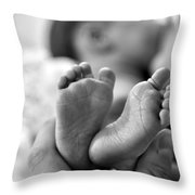 Small And Cute Throw Pillow