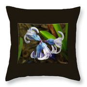 Small And Lovely Throw Pillow