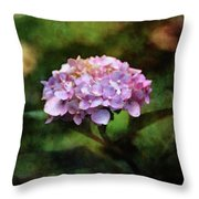 Small Blossoms 2388 Idp_2 Throw Pillow