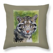 Small But Powerful Throw Pillow