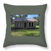 Small Limestone Home Throw Pillow