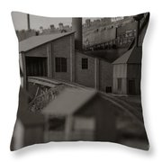 Small Living Throw Pillow