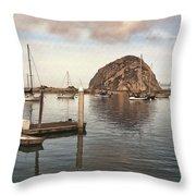 Small Pier Throw Pillow