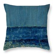 Small Seascape 10 Throw Pillow