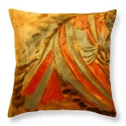 Small Sips - Tile Throw Pillow