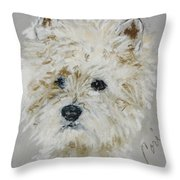 Small Wonders Throw Pillow