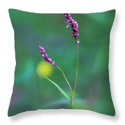 Smart Weed Throw Pillow