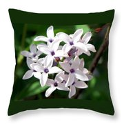 Smell Our Scent Throw Pillow