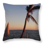 Smile With The Rising Sun Throw Pillow