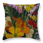 Smith's Bulb Show Throw Pillow