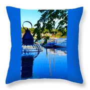 Smith's Cove Reflections Throw Pillow