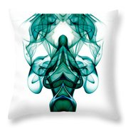 smoke XXIII ma1 Throw Pillow