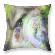 Smudge 211 Throw Pillow