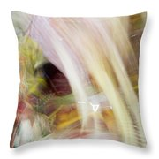 Smudge 218 Throw Pillow