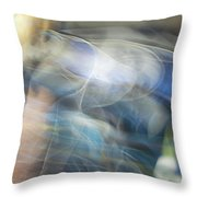 Smudge 245 Throw Pillow