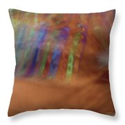 Smudge 250 Throw Pillow