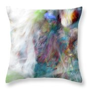 Smudge 395 Throw Pillow
