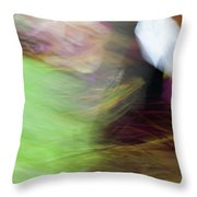 Smudge 397 Throw Pillow