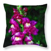 Snappy Throw Pillow