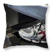 Sneaker Throw Pillow