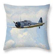 Snj-5 Throw Pillow