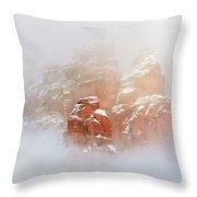 Snow 07-099 Throw Pillow