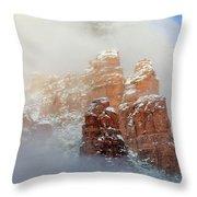 Snow 07-102 Throw Pillow