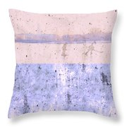 Snow Fun Throw Pillow