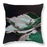 Snow Queen Hammock Throw Pillow