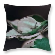 Snow Queen Hammock Throw Pillow