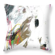 Winter In Chicago Throw Pillow