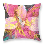 So Alluring Throw Pillow