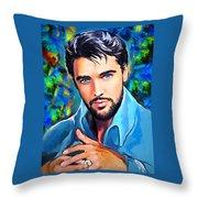 So Beautiful Throw Pillow