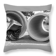 So, Do You Come Here Often? Throw Pillow