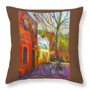 So Eugene Throw Pillow