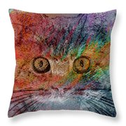 So Handsome And Romantic Throw Pillow
