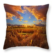 So Long I Can't Remember Throw Pillow