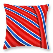 So Very British Throw Pillow