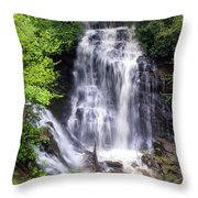 Soco Falls 1 Throw Pillow