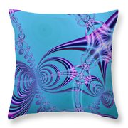 Soft And Sensual Throw Pillow